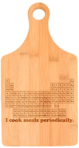 Shaped Bamboo Cutting Board - 7