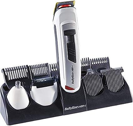 BaByliss E828PE Afeitadora eléctrica para pelo, barba y cuerpo ...