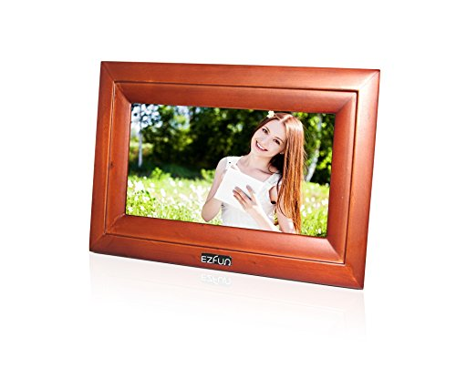 Hdgenius 7 Inch WIFI Digital Photo Frame with HD Touch