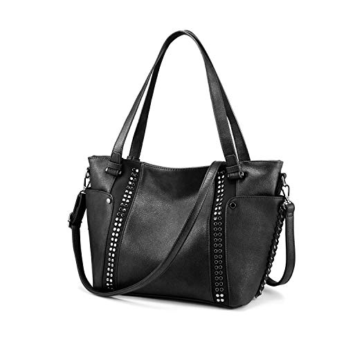 Tote Bag for Women Large Faux Leather Purses and Handbags Ladies Bag