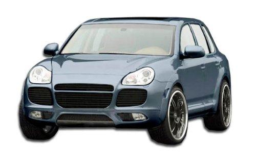 Duraflex Replacement for 2003-2006 Porsche Cayenne Base S models CT-R Front Lip Under Spoiler Air Dam - 1 Piece ()