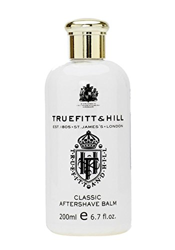 Truefitt & Hill 14700119921 Classic After Shave Balm - 200ml-6.7oz by Truefitt & Hill