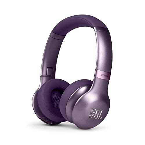 JBL Everest 310 Wireless On-Ear Headphones Rocky Purple JBLV310BTPUR