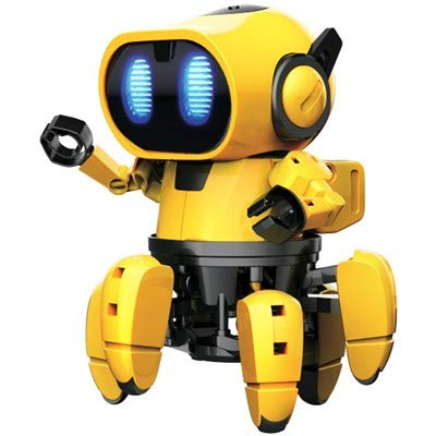 Circuit-Test Tobbie AI Interactive Robot DIY Kit - Educational Robotic Toy for Kids 8