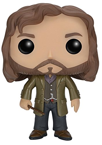 Funko POP Movies: Harry Potter Action Figure - Sirius Black (Potter Pop)