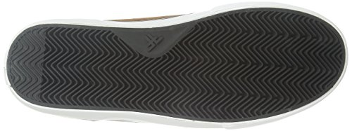 FALLEN Skateboard Shoes DOA BROWN/BLACK