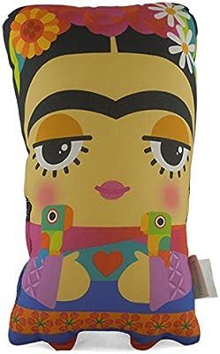 Kalidoskopio Cojín Frida Kahlo: Amazon.es: Hogar
