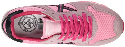 Munich Mini Massana, Zapatillas Unisex Niños Rosa (Pink)