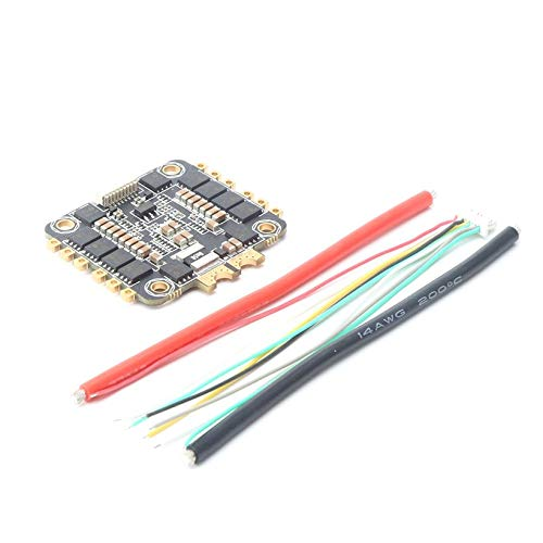 Wikiwand Rev35 35a Blheli_s 2-6s 4 in 1 Esc Built-in Current Sensor for Rc Racer by Wikiwand (Image #9)