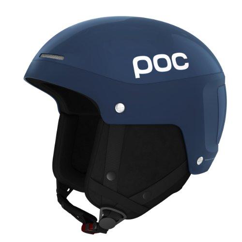 POC Skull Light II Ski Helmet, Lead Blue, Medium-Large/55-58