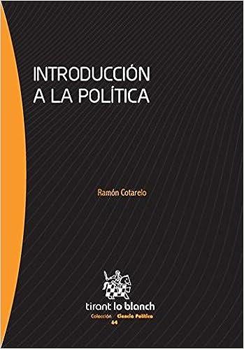 Introducción A La Política por Ramón Cotarelo epub