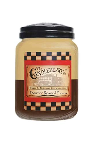 - Candleberry Bourbon Roasted Pecans 26oz. Jar