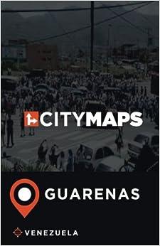 City Maps Guarenas Venezuela