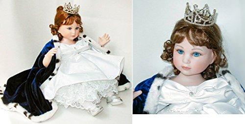 Infant Marie Osmond Doll - Marie Osmond's Baby Miss America Porcelain Sitting Doll