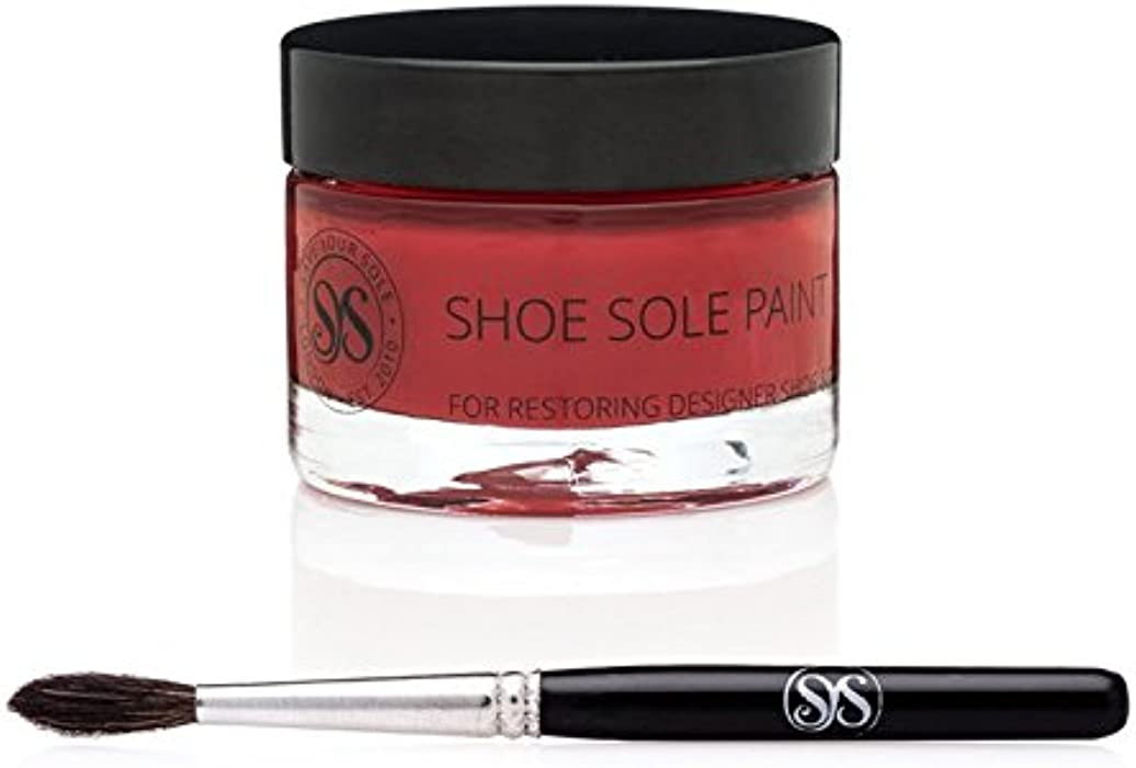 fcbbe7ed9f8f Save Your Sole Red Sole Care   Repair Set -Perfect for Christian Louboutin  Shoes  Amazon.co.uk  Clothing