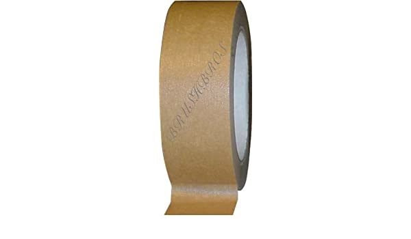 Brown BT50 Masking Tape For Picture Framing And Box Sealing 50mm ...