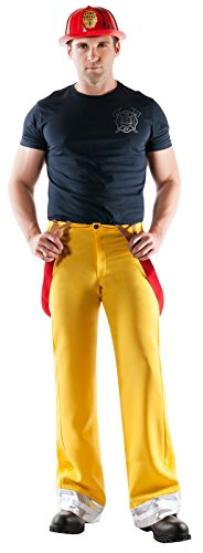 Mens Firefighter Costume