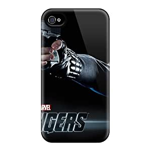 New Arrival Scarlett Johansson In The Avengers For Iphone 4/4s Case Cover