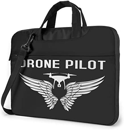 Drone Pilot ドローンパイロット ビジネスバッグ メンズ ラップトップバッグ ビジネスかばん ノートパソコン 手提げバッグ ラップトップ ノートブック/タブレット/iPad 対応 ブリーフケース 多機能 就活 仕事 通勤