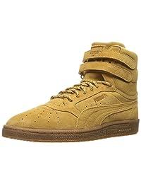 Zapato de b¨¢squetbol para hombre Sky Ii Hi Winterised, Puma Black, 9.5 M US