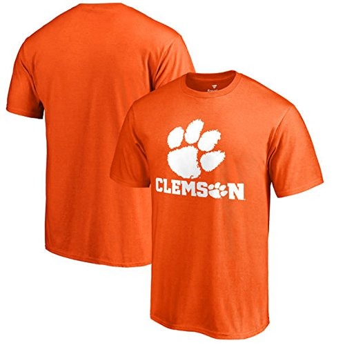 Fanatics Branded Clemson Tigers Team Lockup Big & Tall T-Shirt - Orange (3XL) from Fanactics