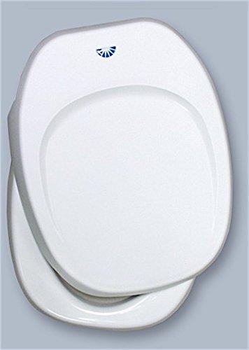 Thetford (36788) Aqua Magic IV White Seat and Cover Assembly