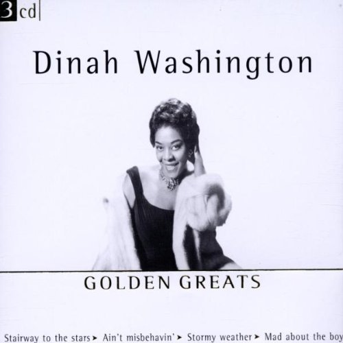 Dinah Washington - Golden Greats By Dinah Washington - Zortam Music