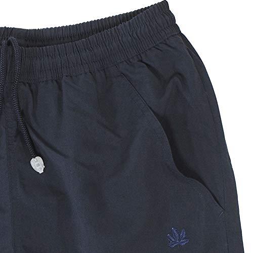 Plus deportivos oscuro cortos Ahorn de Azul Tama Pantalones de 10xl microfibra o hasta Yawqqf