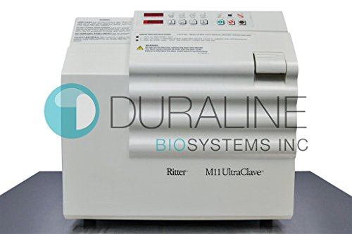 Refurbished Midmark Ritter M11 Ultraclave Autoclave