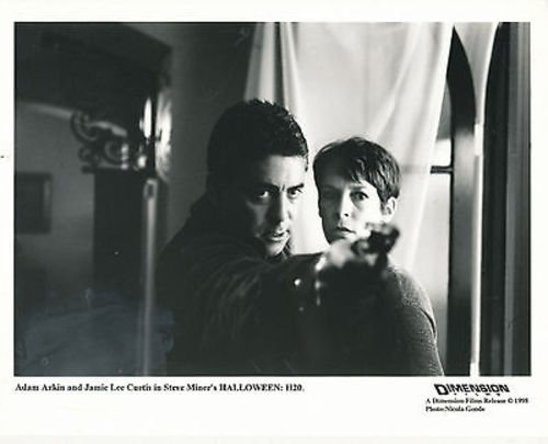 ADAM ARKIN/JAMIE LEE CURTIS/HALLOWEEN: H2O/8X10 ORIGINAL PHOTO BB6207 -