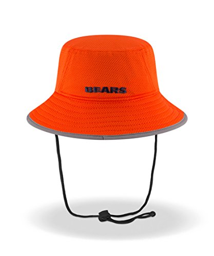 b2926c6a8 Chicago Bears Training Camp Reverse Team Color Bucket Hat – Football ...