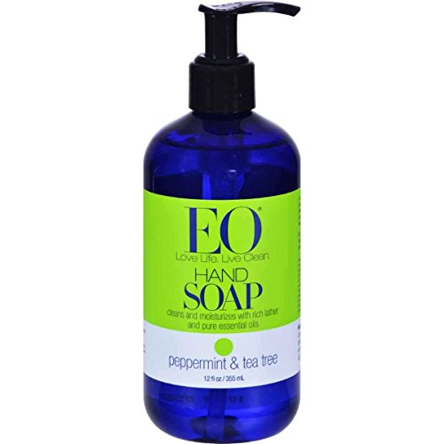 EO Products Hand Soap Peppermint