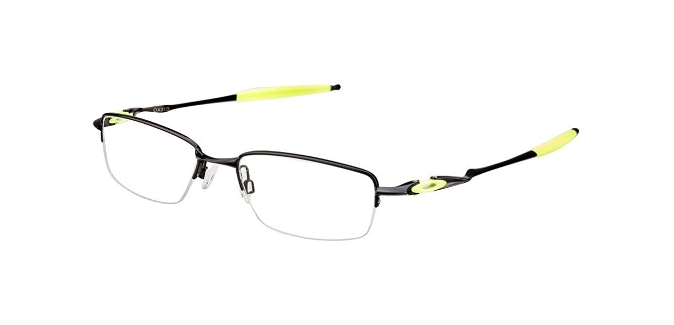 f5fd60902f Oakley Coverdrive OX3129-06 Eyeglasses 51mm  Amazon.co.uk  Clothing