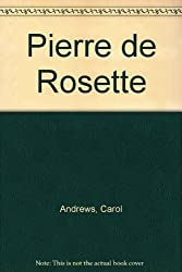 Pierre de Rosette (French Edition)
