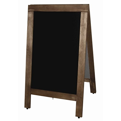 A Frame Write On Board 19 3/4'' x 33 1/2'' by Olympia