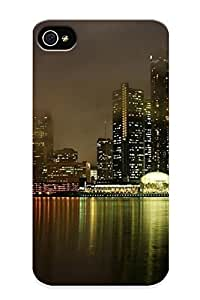 [MimzsQ-1251-COFBw]premium Phone Case For Iphone 4/4s/ Detroit Tpu Case Cover(best Gift Choice)