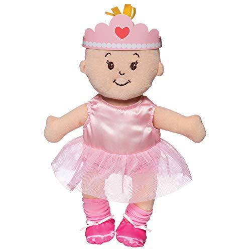 Embroidered Skirt Stella (Manhattan Toy Wee Baby Stella Tiny Ballerina 12
