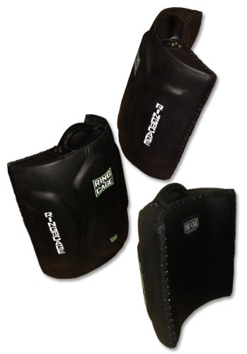 Muay Thai Low/leg Kick Pad - Geltech Curved for Muay Thai, Mma, Kickboxing
