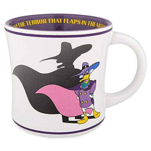 Disney Coffee Cup Darkwing Duck Ceramic Mug