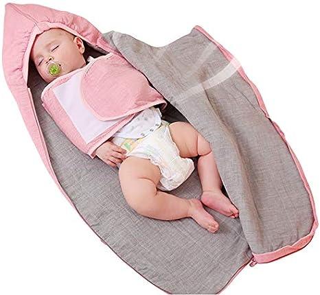 ShineGown - Saco de dormir para bebé de algodón suave y grueso ...