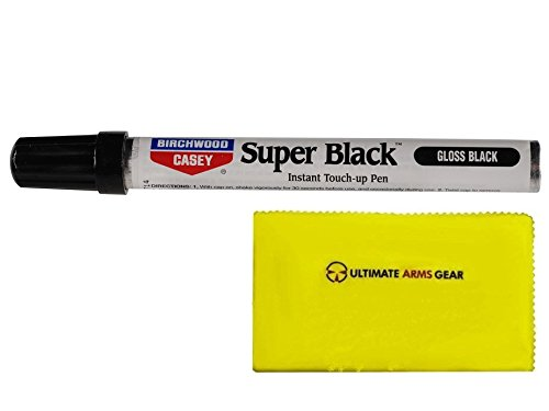 birchwood-casey-super-black-touch-up-pen-marker-gloss-finish-for-guns-pistol-handguns-revolvers-fire