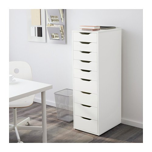 IKEA Alex Drawer, White