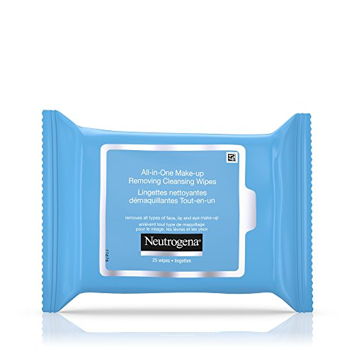 (Neutrogena Makeup Remover Cleansing Towelettes, Refill Pack, 25 Count (Pack of 6))