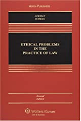 Ethical Problems in the Practice of Law Hardcover