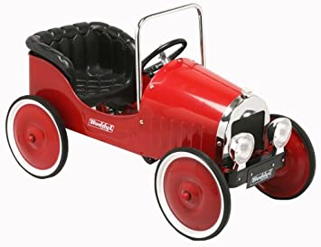 Buy Steel Pedal Car Online At Low Prices In India Amazon In