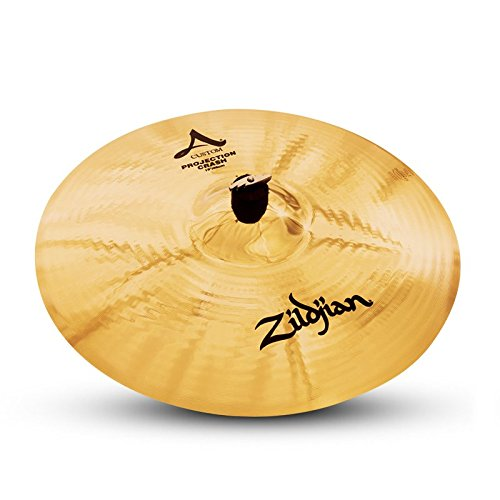 Zildjian A Custom 19'' Projection Crash Cymbal by Avedis Zildjian Company (Image #1)