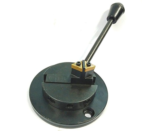 (Lathe Machine Attachment- Turns Round Concave and Convex Metal-Wood Ball Quickly DIY Tool-Suits Myford & Similar Lathes)