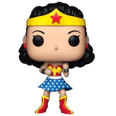 Pop! Heroes Funko DC First Appearance Wonder Woman #242, 2020 Fall Convention Shared Exclusive: Toys & Games