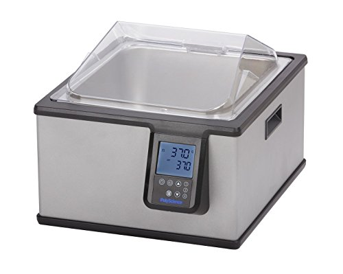 (PolyScience WB10A11B Digital General Purpose Water Bath, 10 L Capacity, 120V/60 Hz)