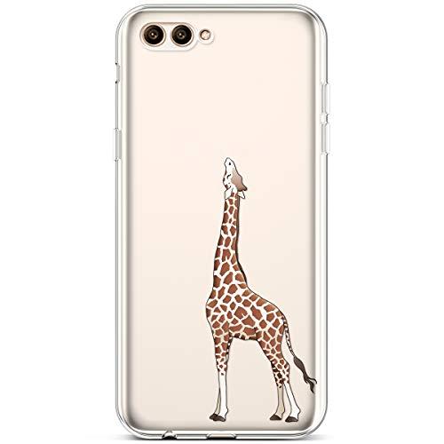 Protettiva Giraffa Gel E Custodia Leggere Gomma Cover Chiaro For Huawei Ukayfe Sottile Modello Honor View colorato 10 Ultra Con Case 10 Morbida Trasparente Silicone Tpu 7HWRAqSxwZ
